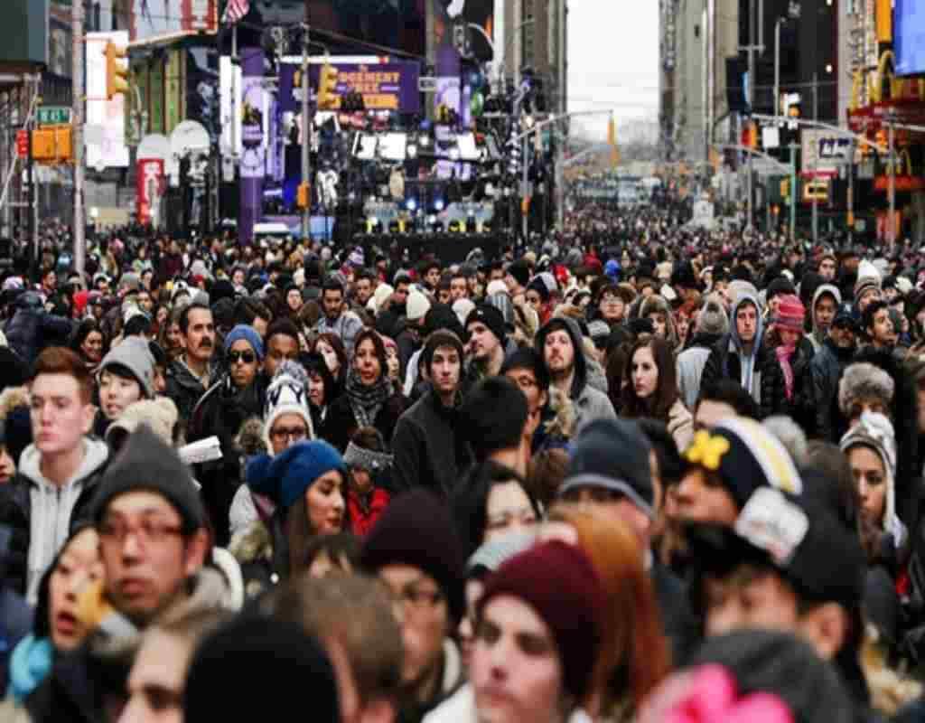 dân số nước mỹ