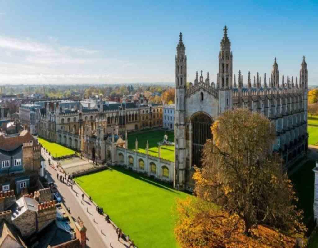 trường đại học nổi tiếng ở anh