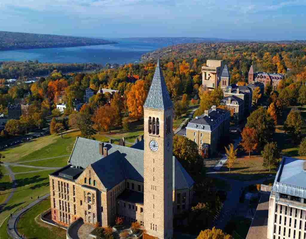 trường đại học nổi tiếng ở mỹ