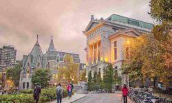 Tìm hiểu về các trường đại học nổi tiếng tại Canada