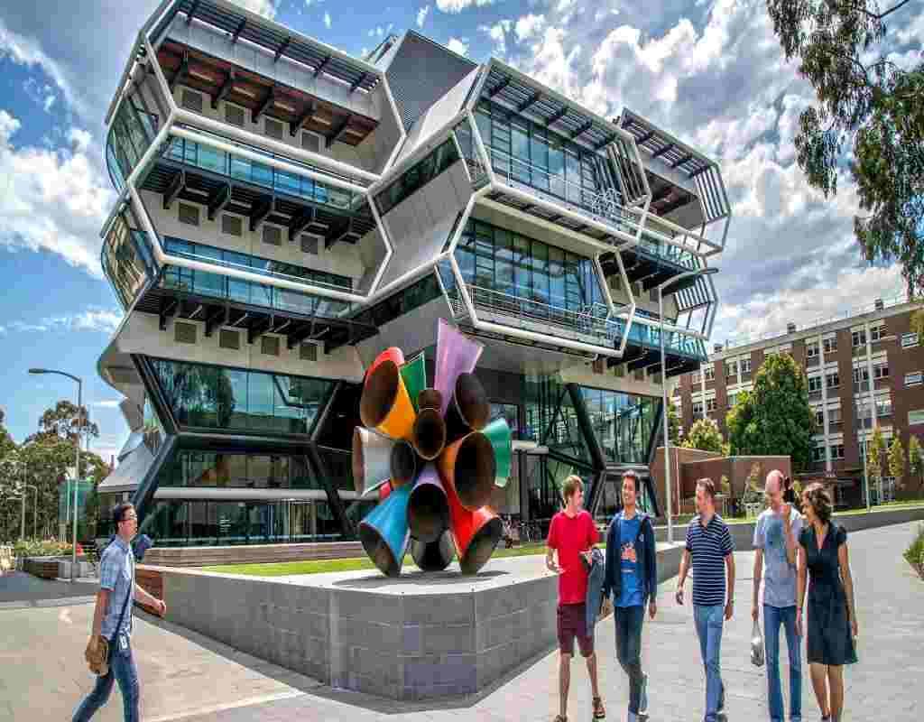 trường đại học nổi tiếng tại úc