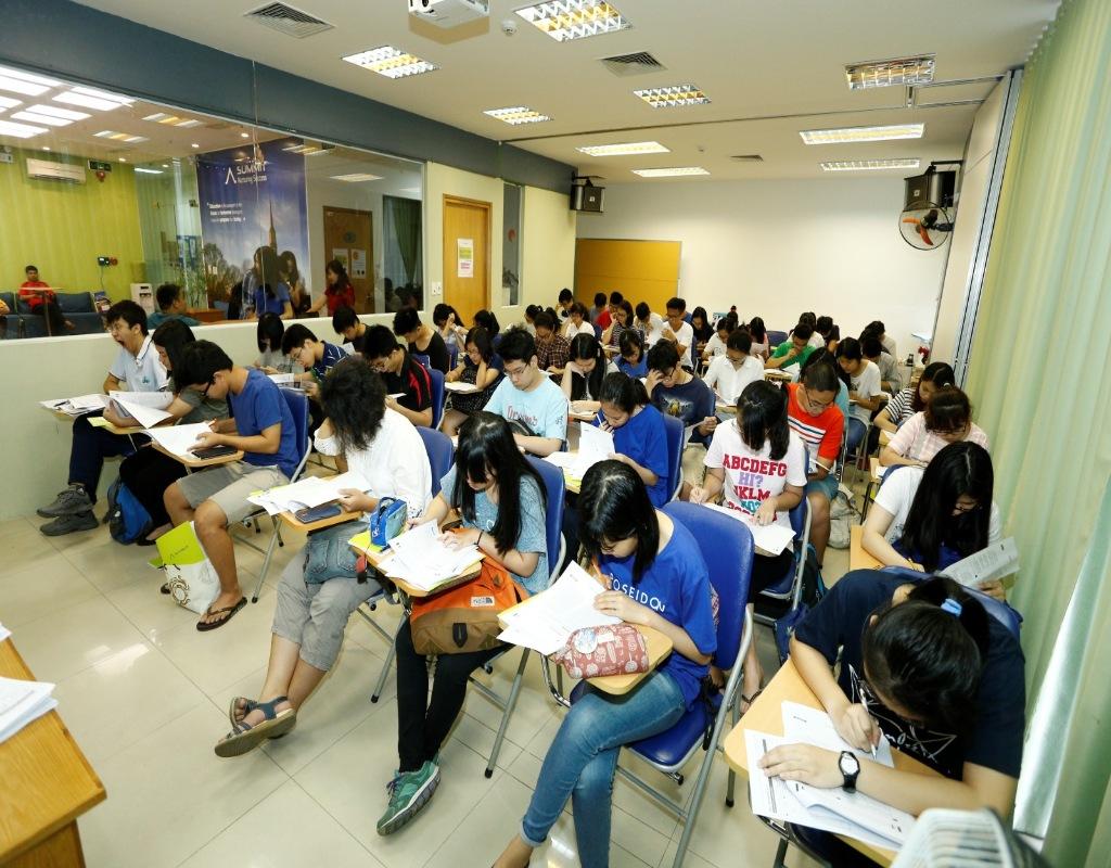 Summit Education Services - tổ chức tư vấn uy tín và hàng đầu Việt Nam