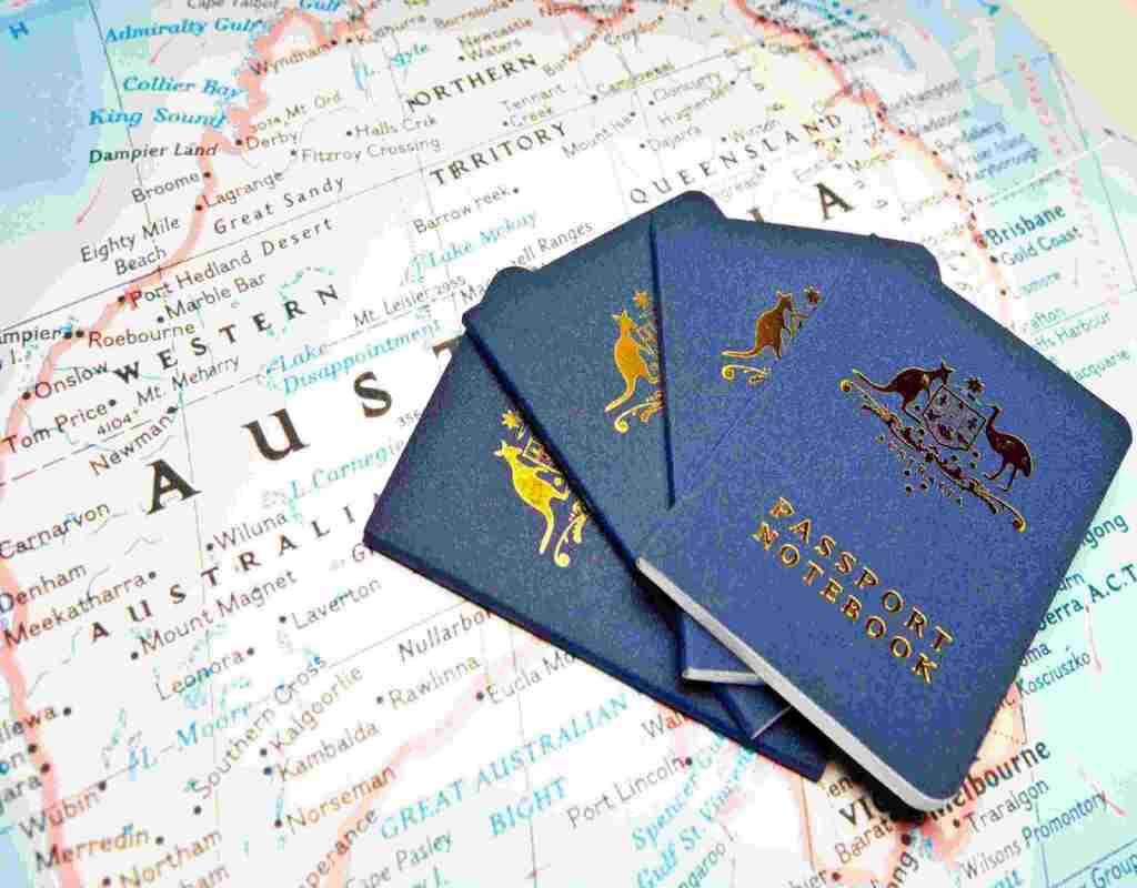 xin visa úc online