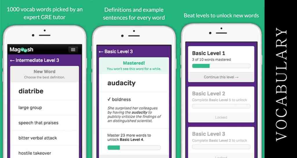 App học từ vựng tiếng Anh