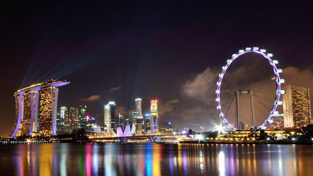 thủ đô của Singapore