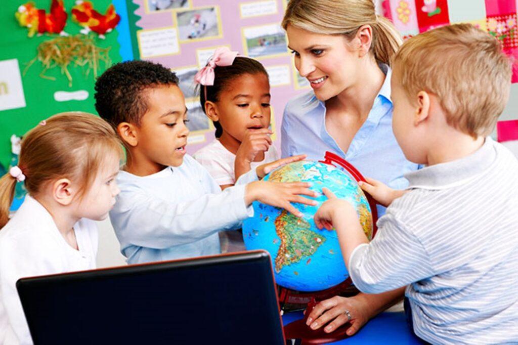 Hệ thống giáo dục ở Anh - bậc mẫu giáo, tiểu học và trung học