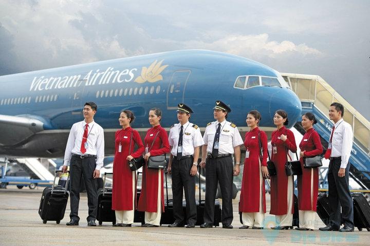 Cơ hội việc làm cho du học ngành hàng không tại Việt Nam