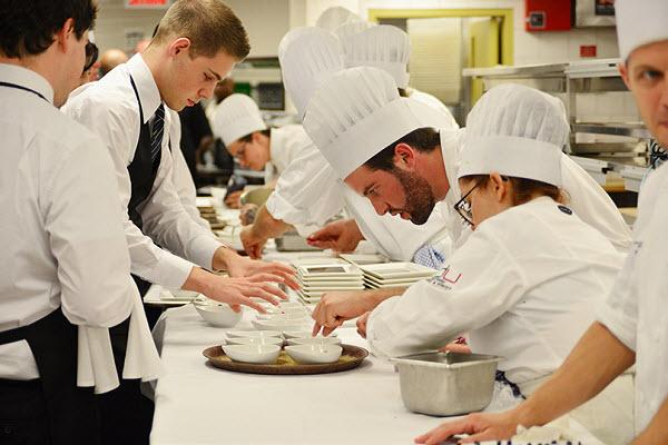 Du học nghề đầu bếp tại Mỹ